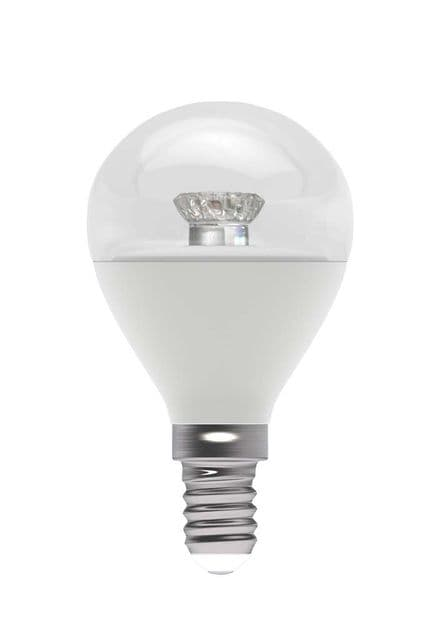 BELL 05709 4W LED Round Clear SES 2700K